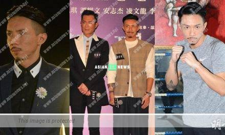 Filming TVB drama again? Louis Cheung joins Louis Koo's agency