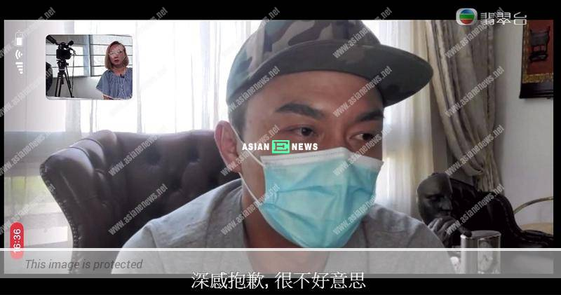 Did Matt Yeung drink before driving? He explains the car accident in Scoop show