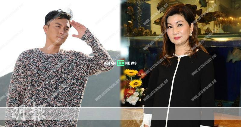 Matt Yeung is arrested for drink driving; Ms Virginia Lok explains it might be because of stress