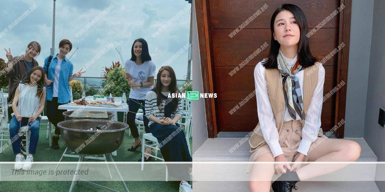 Priscilla Wong finally shows new photo after 2 weeks