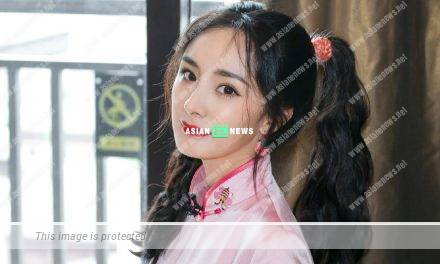 No plastic surgery? Yang Mi's old photo shows her natural beauty