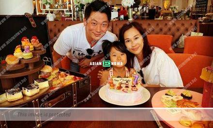 Netizens pointed 44-year-old Annie Man is blessed with a baby face