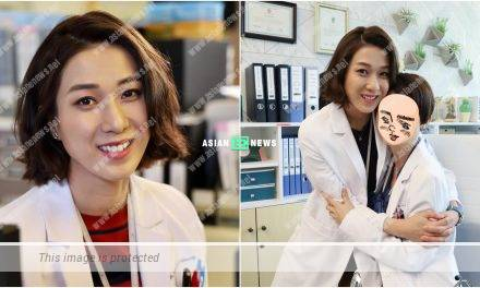 Linda Chung praises Catherine Chau is a sweetie pie