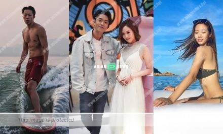 Crystal Fung tries to build bonding with a rich man's girlfriend?