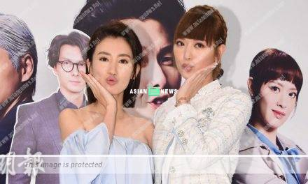 "Crystal Fung wishes to challenge lesbian role: Angel Chiang can be my ""partner"""