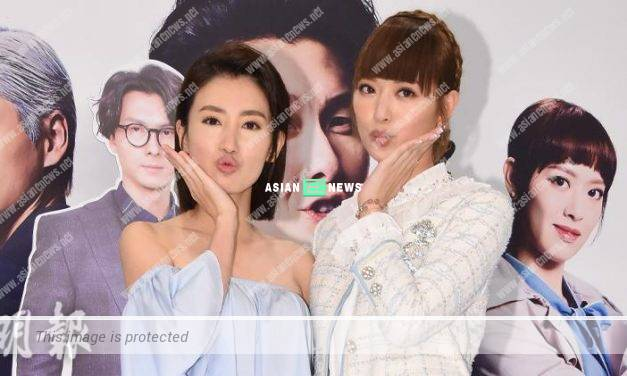 """Crystal Fung wishes to challenge lesbian role: Angel Chiang can be my """"partner"""""""