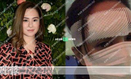 Simon Yam recommends a plastic surgeon to Gillian Chung