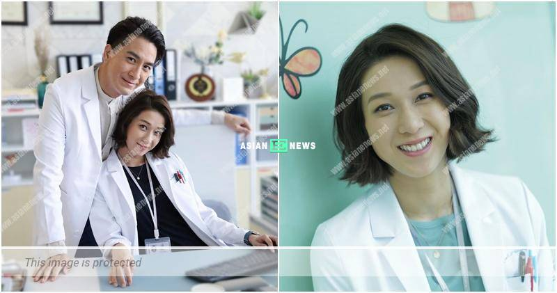 Kenneth Ma becomes Linda Chung's idol after The Hippocratic Crush drama