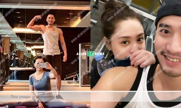 Gillian Chung is injured; Michael Lai hopes she will have a speedy recovery