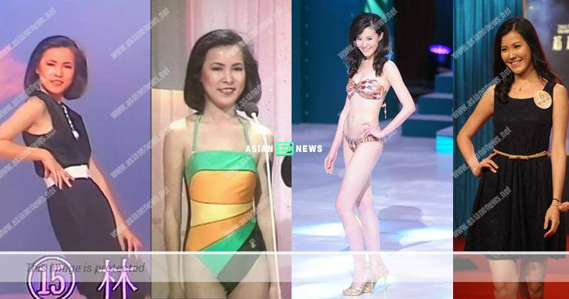 Moon Lau's mother was eliminated in 1985 Ms Hong Kong Pageant