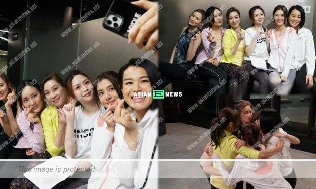 Iron Ladies drama: Myolie Wu and the team members become good friends