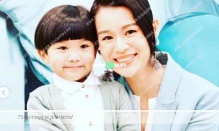 Myolie Wu arranges her son Brendan Lee to learn Mandarin