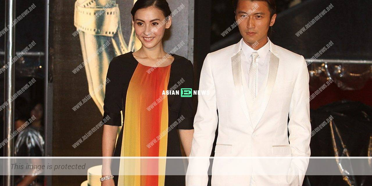 Cecilia Cheung reveals her son's Instagram account details accidentally