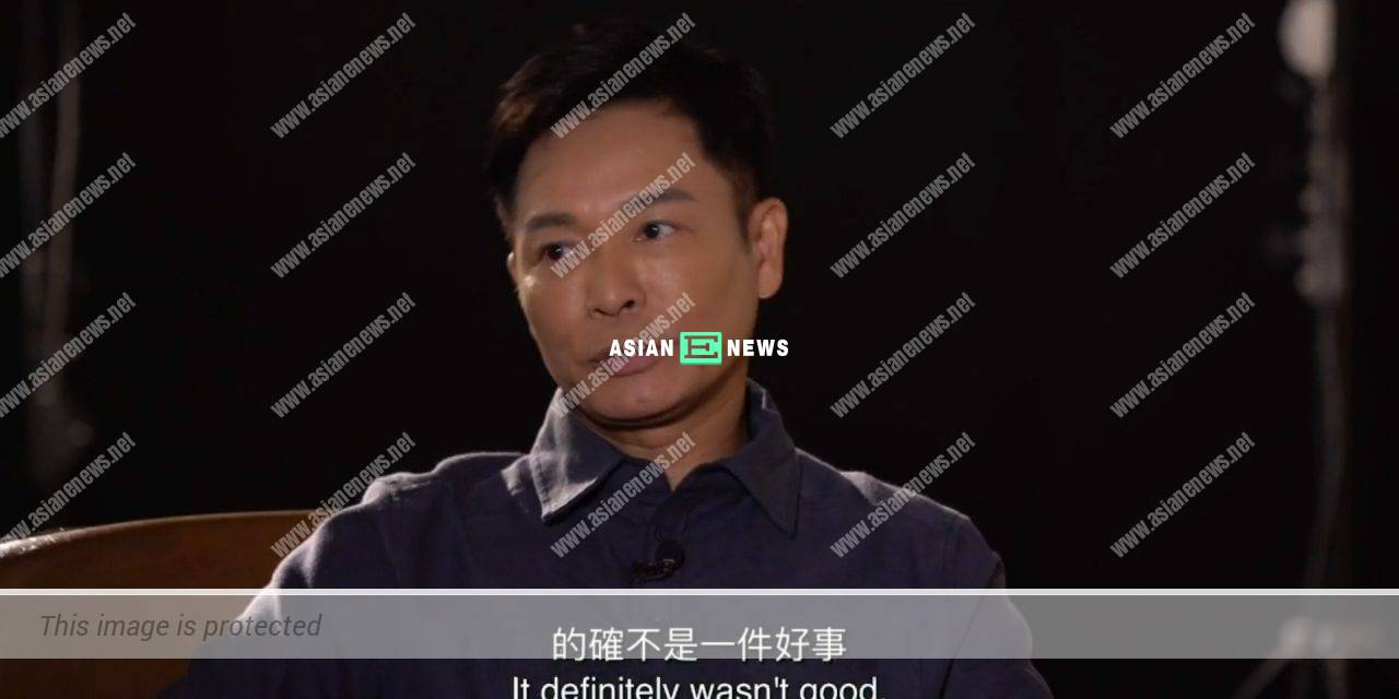 TV King Roger Kwok recalls of his acting life in TVB