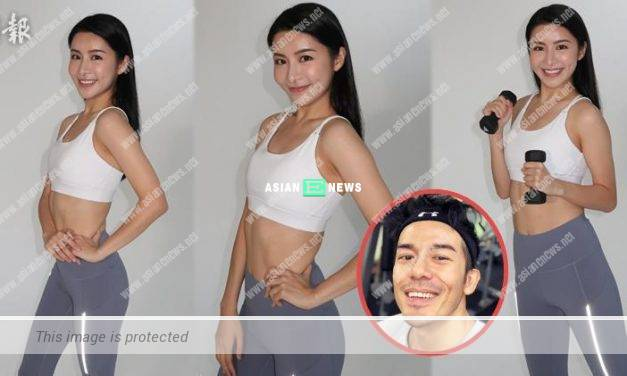 Shirley Chan admits she is cohabiting with her boyfriend Sammy Sum