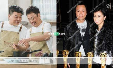 Wayne Lai reveals Sheren Tang and he have zero interactions