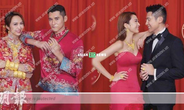 Carlos Chan feels envy of Kathy Yuen when wearing gold jewellery