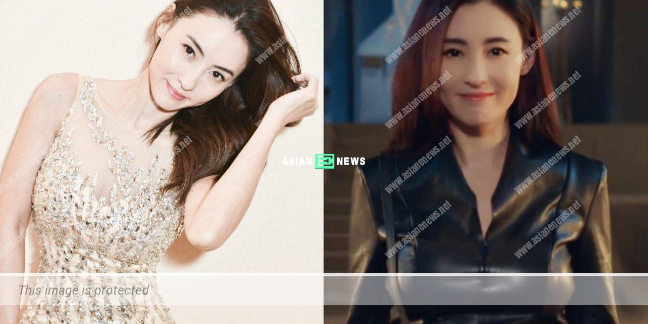 Cecilia Cheung plays a killer in mobile game advertisement
