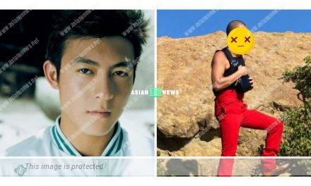 Resembles the plumber? Edison Chen's new fashion sense fails to impress the netizens