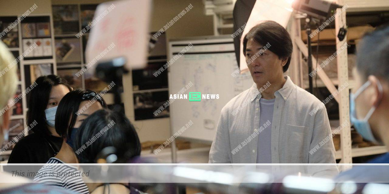53-year-old Ekin Cheng looks old in new film?
