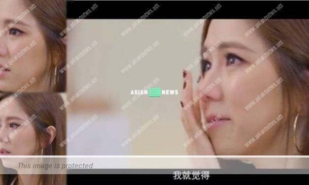 G.E.M. suffers from mental abuse and wants to write a suicide note