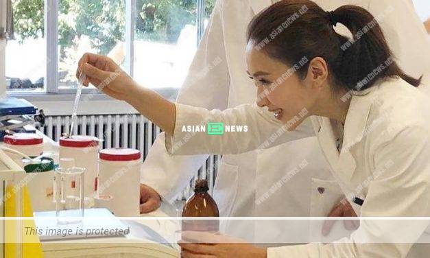 """Gigi Lai is willing to become """"guinea pig"""" in skincare experiments"""