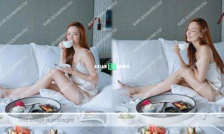 Grace Wong and Christine Kuo go to the hotel for staycation