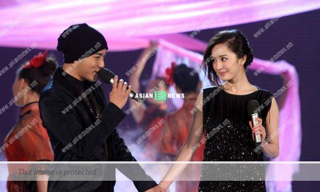 Hawick Lau and Yang Mi have an argument because of their daughter?