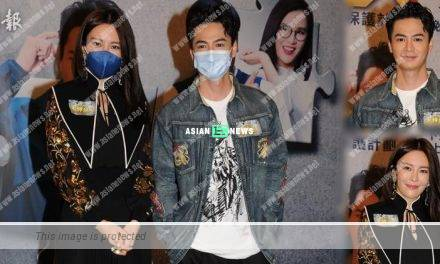 The Witness drama: Him Law and Kelly Cheung have many kissing scenes