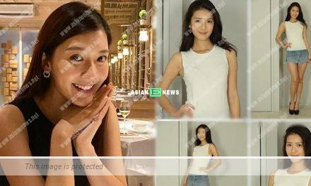 Bride-to-be Jennifer Yu shows her old photos