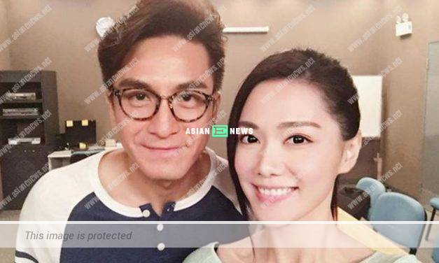 Making wedding preparations? Roxanne Tong accepts Kenneth Ma's marriage proposal?