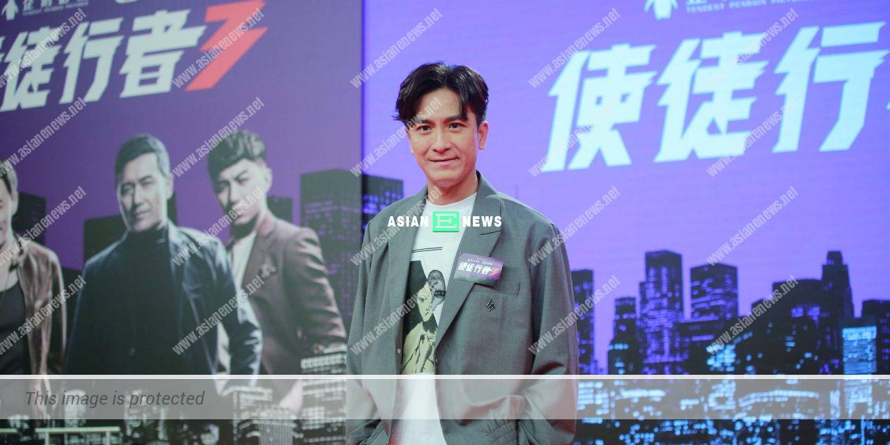 Because of his silly looks? Kenneth Ma reveals the reason for playing a good man for 20 years
