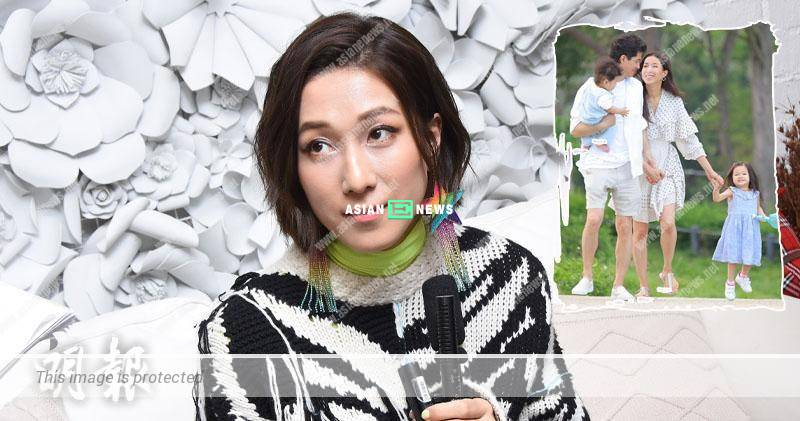Linda Chung misses her family; She might film another drama after 10 years later
