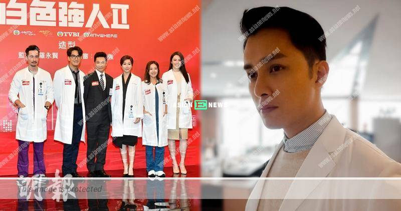 Big White Duel 2 drama: Matthew Ho is disappointed he is removed in the sequel