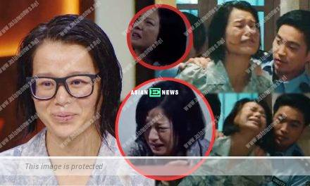 TV Queen Myolie Wu challenges Vicki Zhao's role in Dearest film