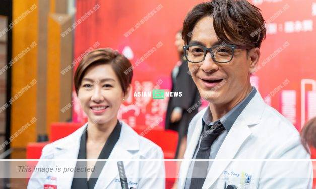 Big White Duel II drama: Nancy Wu has no intimate scenes with Kenneth Ma?