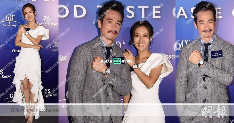 Bernice Liu is getting married? Moses Chan gives his blessings to her