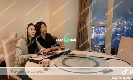 Rosina Lam invites her friend to her luxurious mansion