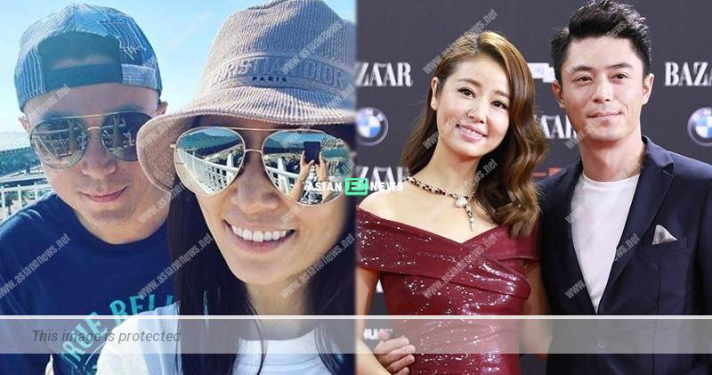 Ruby Lin and Wallace Huo have an argument in the public?