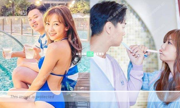 Stephanie Ho is with another man when Fred Cheng trains in gym?