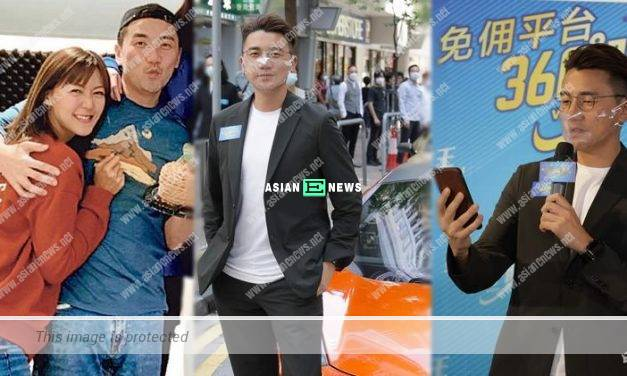 Tony Hung complains Inez Leong brings many bags from the sponsors to home