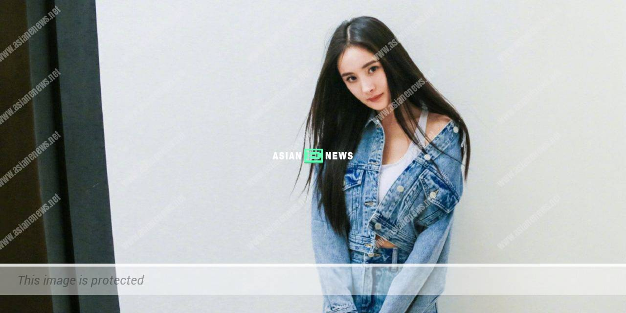 Netizens are shocked to see Yang Mi in real person: She is too skinny