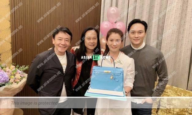 Because of Anita Yuen? Julian Cheung shares a video with scary music facing Hermes