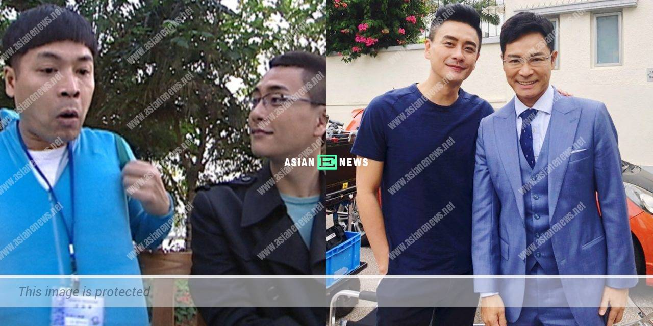 Bosco Wong and Roger Kwok collaborate again after Life Made Simple drama in 2005