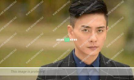 Bosco Wong shows his old photo; His good looks won compliments from the netizens