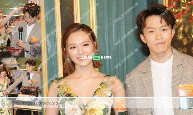 Crystal Fung denies about feeling uneasy to see Kong Ka Man