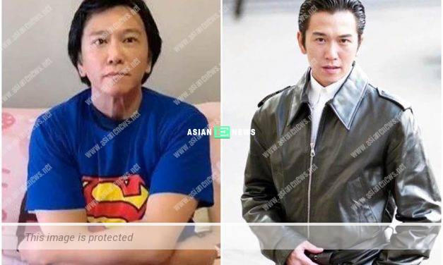 55-year-old Deric Wan loses weight and becomes dashing again