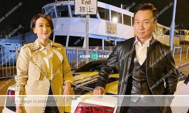 Elaine Yiu enjoys working together with TV King Wayne Lai