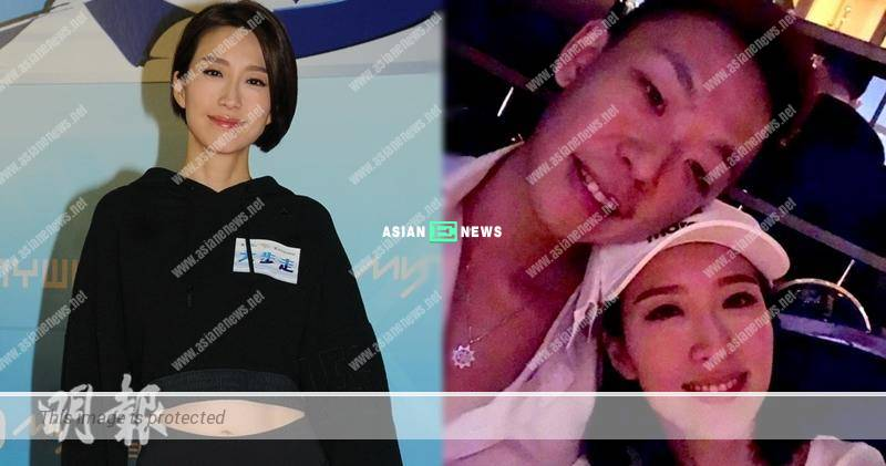 Reconcile with Raymond Young? Elaine Yiu rejects to reply about her personal affair