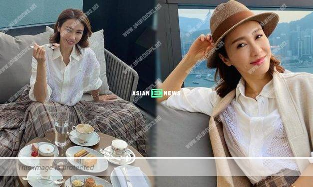 Gigi Lai strives to maintain work life balance